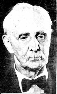 Mr. Silas Day in 1937