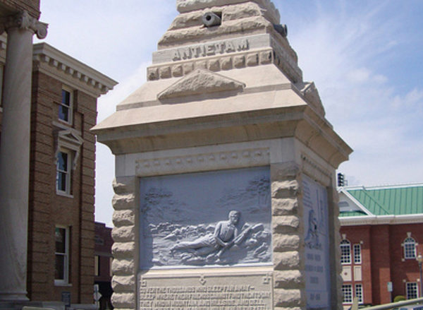 Dubois County Civil War Monument